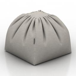 Seat bag 3d model