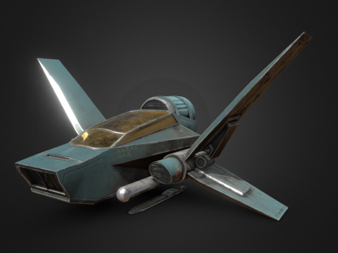 Second Hand Star Fighter