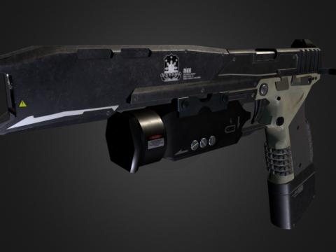 Smart Pistol MK-06