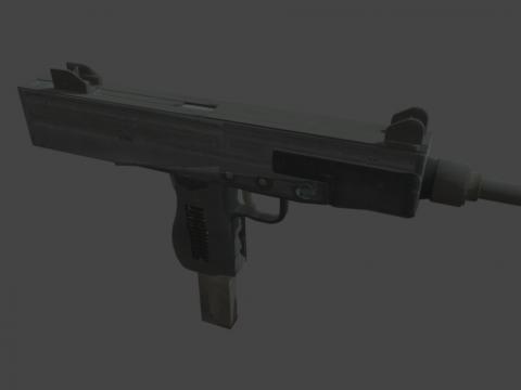 Star Z-84, 9mm PB SMG
