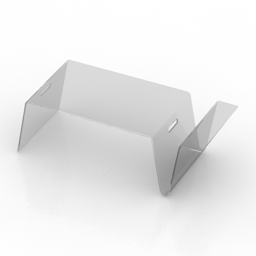 Table Replica Eric Pfeiffer 3d model