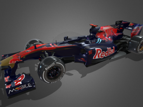 Toro Rosso STR5 2010