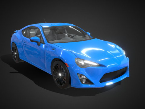 Toyota GT - 86