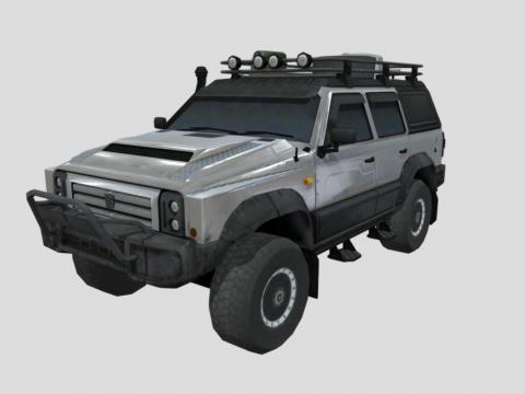 Transformers Universe Jeep