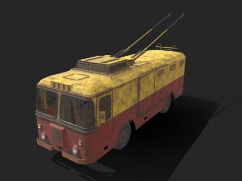 Trolleytruck KTG-1