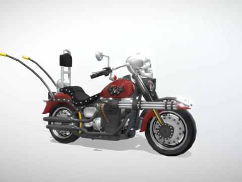 Warrior Bike Off Road Harley