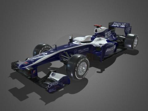 Williams FW32 2010