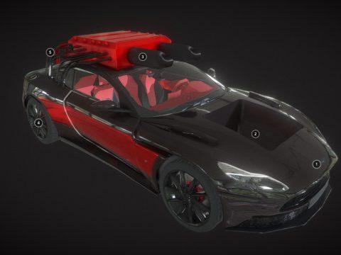 Aston Martins Future Car Model