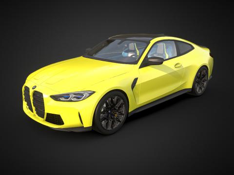 BMW M4 - 2021
