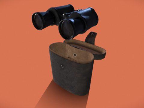 Binocular BPV1 7x50 ZOMP(ЗОМЗ)