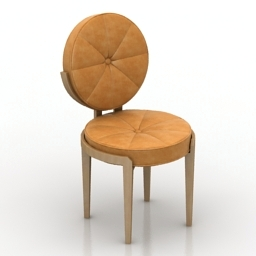 Chair MEDEA Art 5611 Megan 3d model