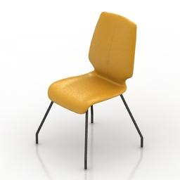 Chair Peressini Casa TULIP 3d model
