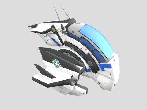 FLC 04 Airship