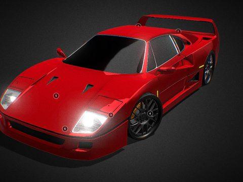 Ferrari F40 SDC