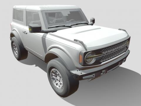 Ford Bronco 2 door