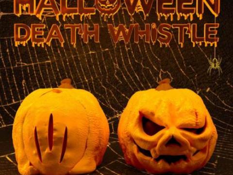 Halloween Death Whistle
