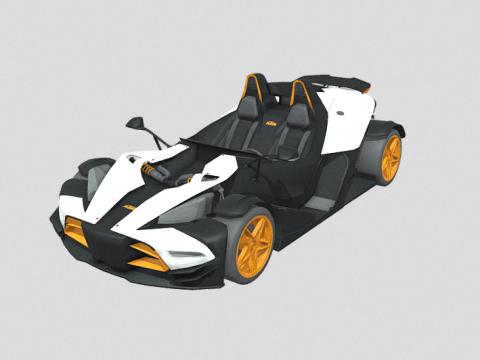 KTM X-Bow R (carbon)