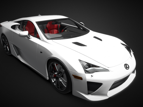 Lexus LFA - 2011