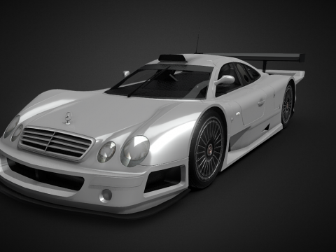 Mercedes Benz CLK GT-R