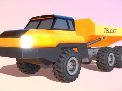 RL3000 Dumper Truck