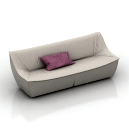 Sofa Koinor Naomo 3d model
