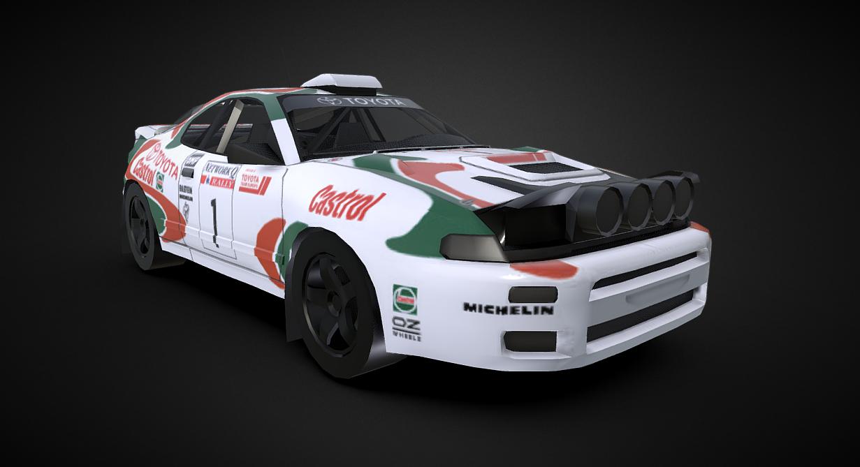 Toyota Celica WRT