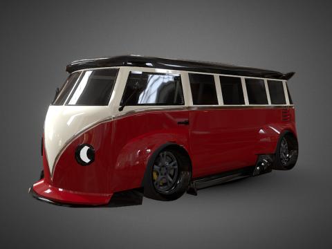 VW TRANSPORTER WIDEBODY