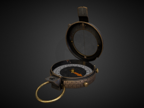 WW1 Vintage Compass