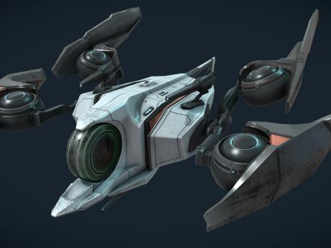 Xian SpaceShip