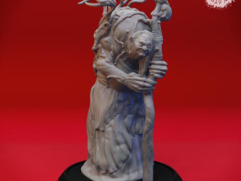 Annis Hag - Tabletop Miniature