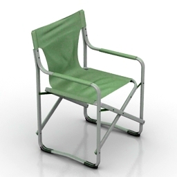 Chair IKEA Kalve 3d model
