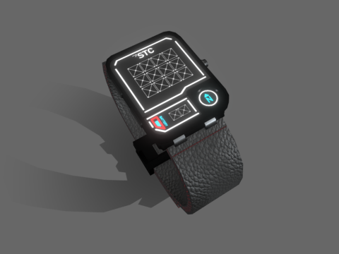 Character Accessory Watch