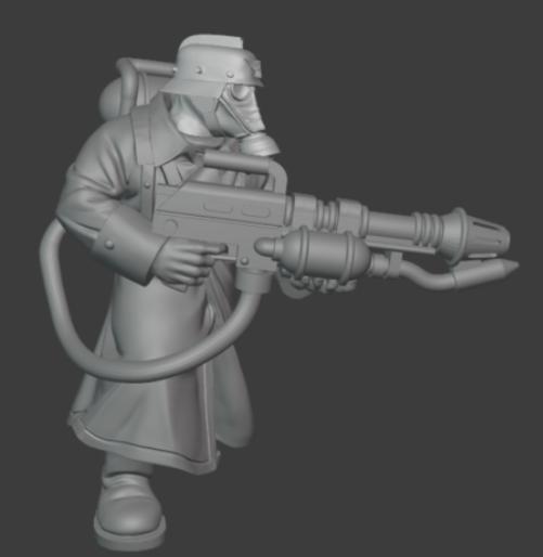 Krieg Flametrooper
