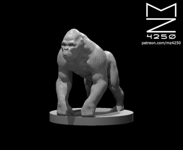 Misc. Creatures for Tabletop Gaming Collection (WIP)
