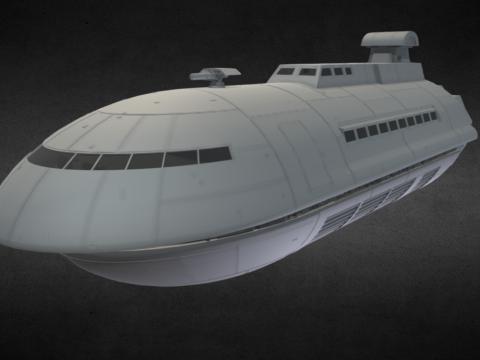 Star Wars: Republic Transport
