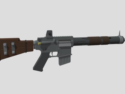 Scrap M4a1