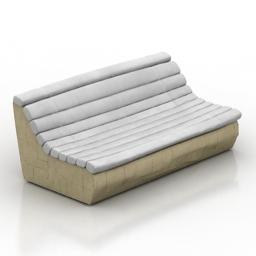 Sofa EXPLORER SOFA Timothy Oulton 3d model