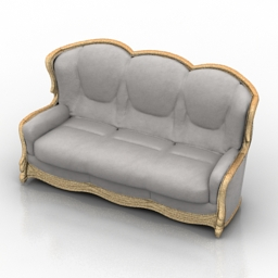 Sofa Robert mebbery diso 3d model