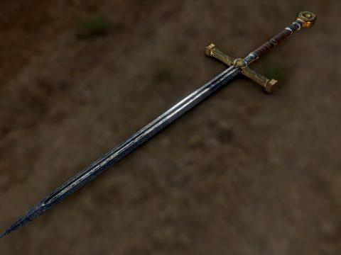 Sword (Gameready)