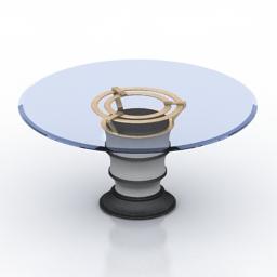 Table Mobilfresno Savoy 3d model