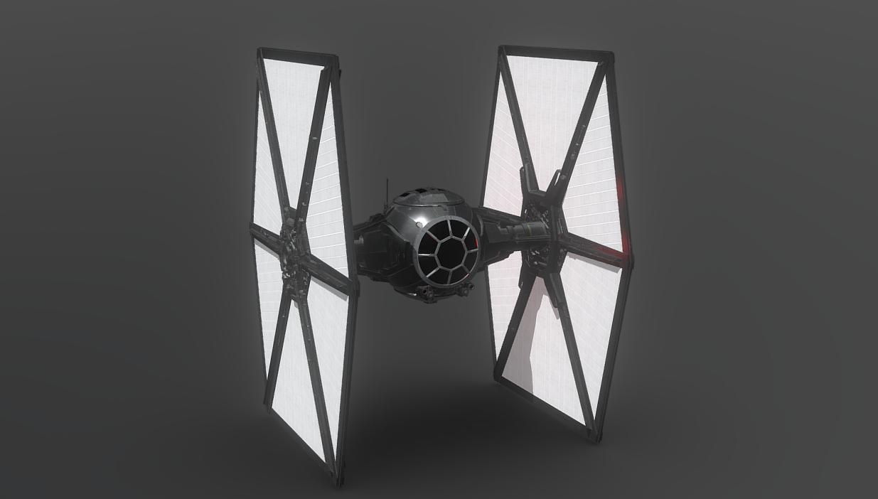 Tie Fighter First Order